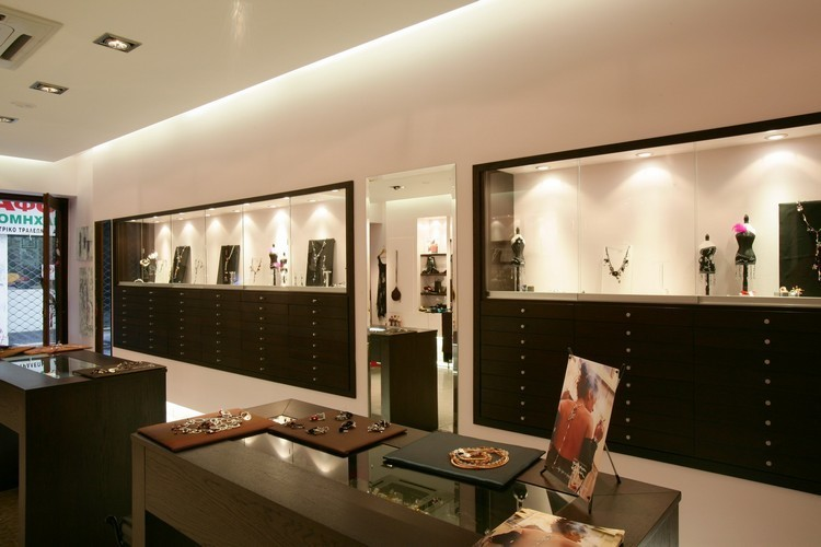 JEWELLERY SHOP IN ATHENS
