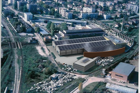 PROPOSAL FOR AN INDUSTRIE IN BOULGARIA