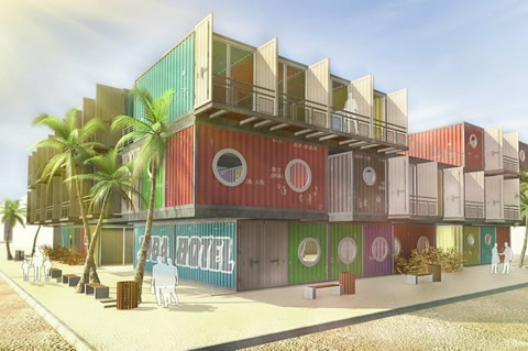 PROPOSAL FOR A CONTAINER HOTEL IN JUBA, SOUTH SUDAN