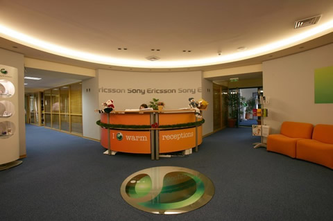 SONY ERICSSON OFFICES IN ATHENS